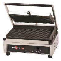 Grill Krampouz Easy Clean System