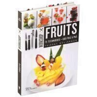Cartea WORKSHOP : FRUITS de Thierry Molinengo