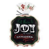 Punga Wilton Holiday Sweet Joy, Set 15 Buc