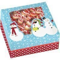 Cutie Carton Wilton Cookie Boxes, Set 3 Buc.
