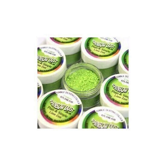 Colorant pudra Lime Zest 4 g