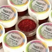 Colorant Rainbow Dust Hologram Red 5 g.