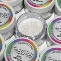 Colorant Rainbow Dust Hologram White 5 g.