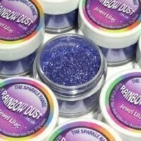 Colorant Rainbow Dust Jewel Lilac 5 g.