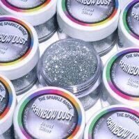Colorant Rainbow Dust Jewel Silver 5 g.
